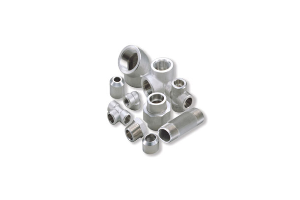 Forged Steel Socket Welding & Thread Fitting