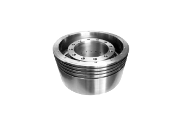 Piston Crown (Reciprocating Parts)