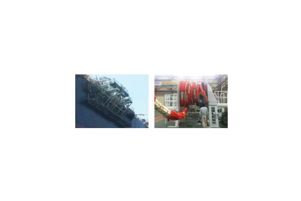 Tandem Off Loading System(Hose Reel)