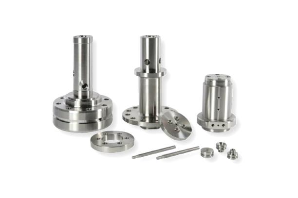 Thrust shaft for idle gear & cam shaft