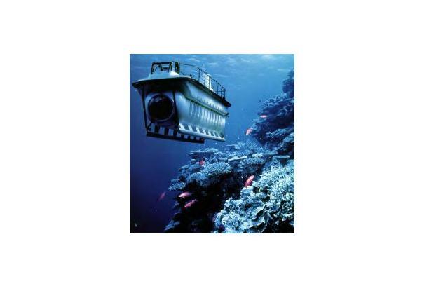 MERGO 50 Tourist Submarine