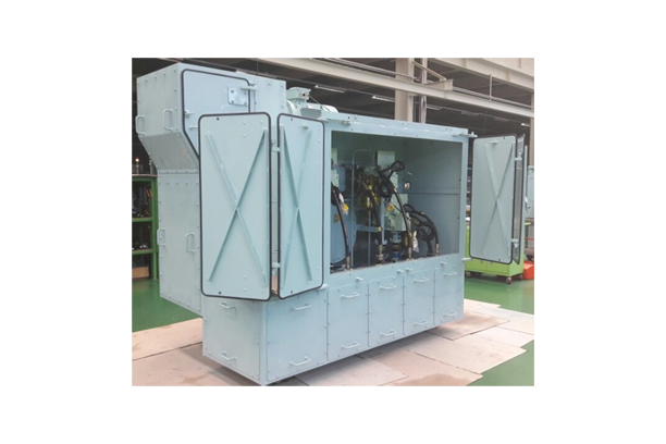 HYDRAULIC CYLINDER UNIT / HYDRAULIC POWER SUPPLY UNIT (2-STROKE MAIN ENGINE  ALL TYPE)