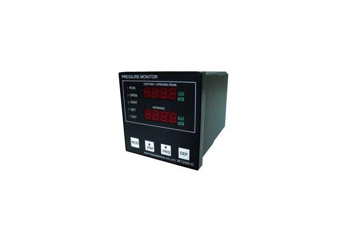 Pressure-monitoring System