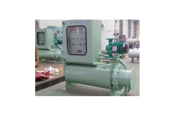 Main Engine Jacket Water Preheater