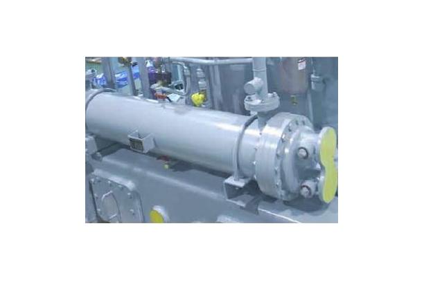 Oil Cooler (Shell & Tube Type)