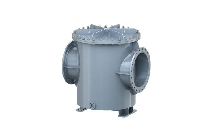 Water Strainer for Steel Plate