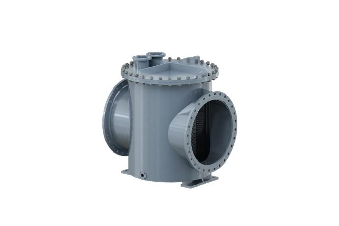 Water Strainer for Trapezoid Type