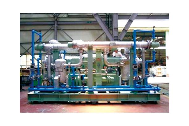 Carbon Gas Compressor