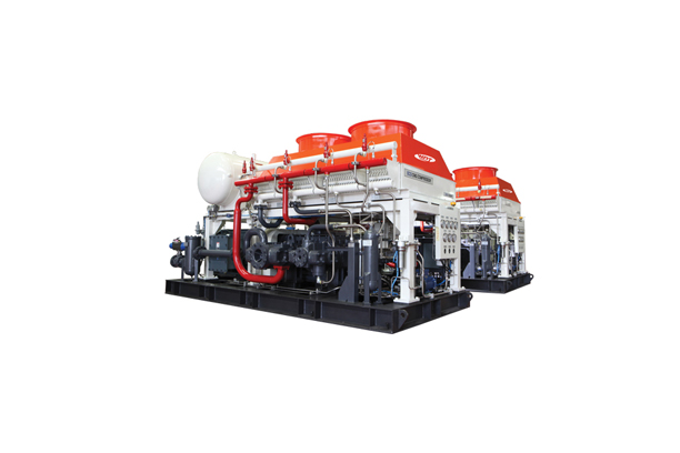 Eco-friendly CNG Compressor