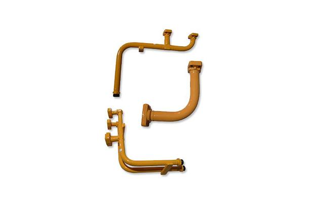 굴삭기 (Cylinder Pipe)