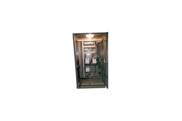 Emergency Seal Oil Pump Motor Start Panel