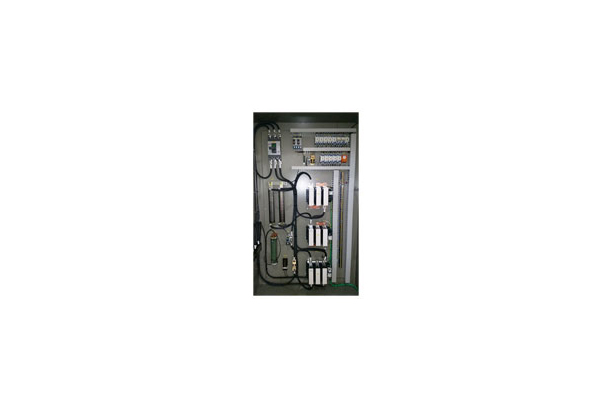 Emergency Bearing Oil Pump Motor Start Panel
