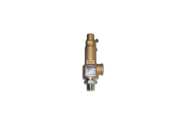 High Lift Safety Relief Valve