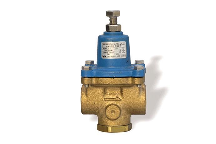 Small-capacity Pressure Valve for Piped Water