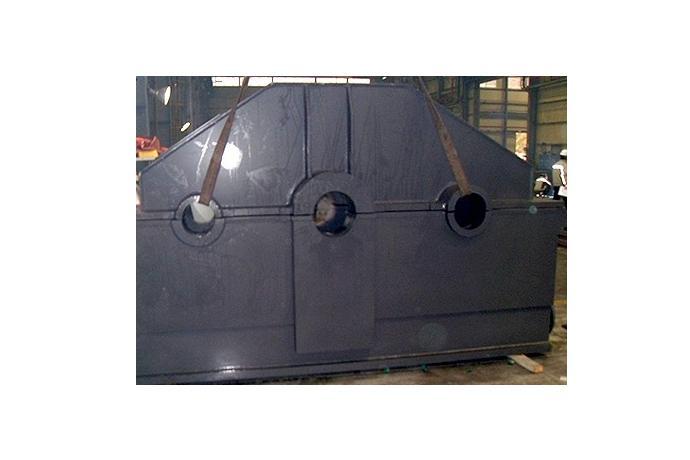 Sm 8000 Gear Box