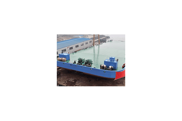Flat Deck Barge
